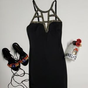 🆕️👗🔥fashion black dress